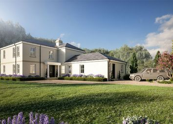 Thumbnail 5 bed detached house for sale in Southampton Road, Boldre, Lymington, Hampshire