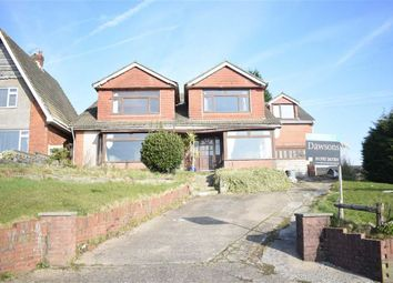 Thumbnail 6 bed detached house for sale in West Cross Lane, West Cross, West Cross Swansea