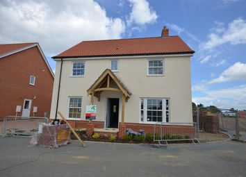Thumbnail 4 bedroom property for sale in Plot 13 The Holkham, Springfield Grange, Acle