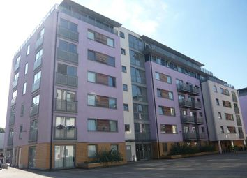 Thumbnail 1 bed flat to rent in Montana Building, Deals Gateway, London