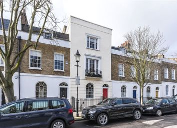 Thumbnail 4 bed terraced house for sale in College Cross, London