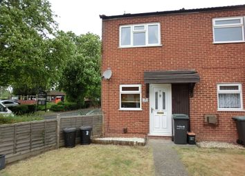 Thumbnail 2 bed end terrace house for sale in Ruffets Wood, Gravesend