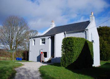 Thumbnail 2 bed cottage to rent in Greenock Road, Bishopton