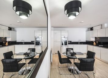 Thumbnail 2 bed flat to rent in Lattice House, Alie Street, London