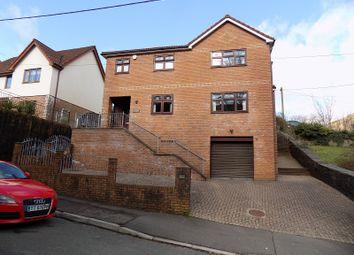 4 bed detached house for sale in Shady Road, Gelli, Pentre, Rhondda Cynon Taff. CF41