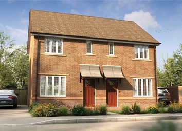 Thumbnail 2 bed semi-detached house for sale in Brampton Lane, Northampton, Northamptonshire