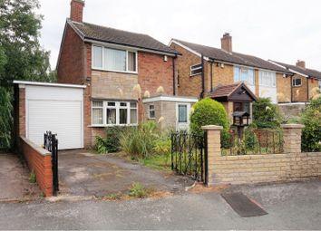 Thumbnail 3 bed detached house for sale in Laburnum Road, Wolverhampton