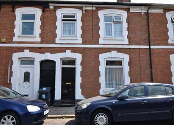 Thumbnail 4 bedroom terraced house for sale in Stoughton Street South, Leicester