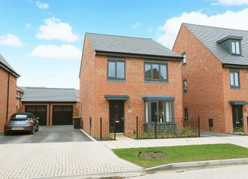 Thumbnail 4 bed detached house for sale in 161 Birchfield Way, Lawley, Telford