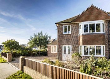 Thumbnail 3 bed semi-detached house for sale in Oak Close, Chichester