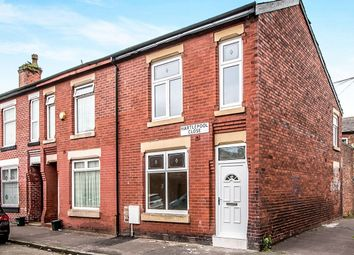 Thumbnail 3 bed terraced house for sale in Hartlepool Close, Rusholme, Manchester