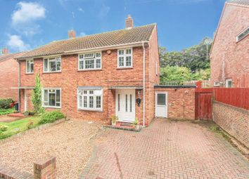 Thumbnail 3 bed semi-detached house to rent in Hemingford Road, Watford