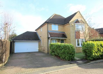Thumbnail 4 bed detached house for sale in Spruce Avenue, Dunmow