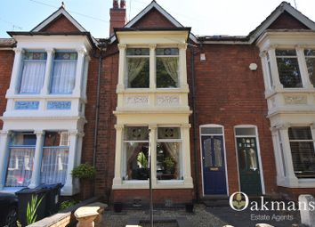 Thumbnail 4 bed terraced house to rent in Sir Johns Road, Selly Park, Birmingham, West Midlands.