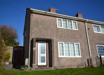 Thumbnail 2 bed semi-detached house for sale in Prosser Close, Carmarthen