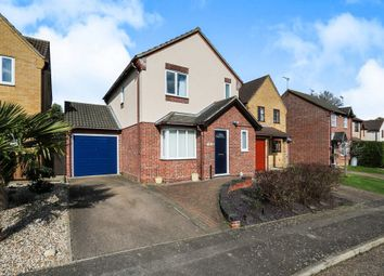 Thumbnail 3 bedroom detached house for sale in Dashwood Close, Ipswich