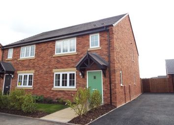 Thumbnail 3 bed property to rent in Oak Way, Streethay