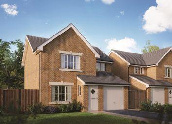 "Thumbnail 3 bed detached house for sale in ""Derwent"" at Bedewell Industrial Park, Hebburn"