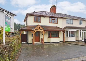 Thumbnail 3 bed semi-detached house for sale in Linthurst Newtown, Blackwell