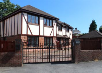 Thumbnail 5 bed detached house for sale in Mayals Green, Mayals, Swansea, West Glamorgan.