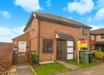 Thumbnail 1 bedroom end terrace house to rent in Didcot, Oxfordshire