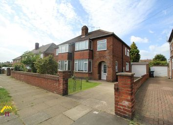 Thumbnail 3 bed semi-detached house to rent in Dublin Road, Doncaster