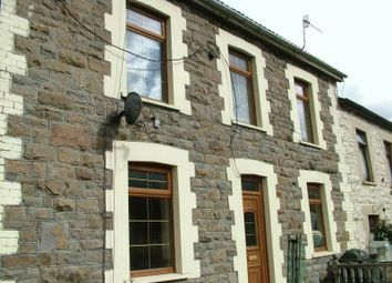 Thumbnail 3 bed end terrace house for sale in Station Terrace, Treherbert, Treorchy