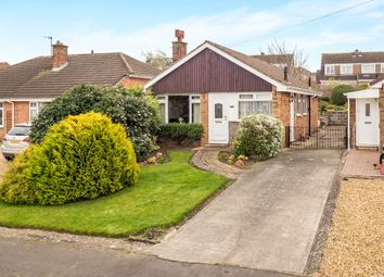 Thumbnail 2 bed detached bungalow for sale in Paddock Close, Melton Mowbray