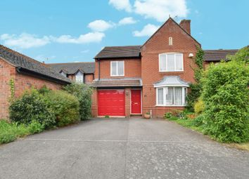 Thumbnail 4 bed detached house for sale in Whitehead Drive, Wellesbourne, Warwick
