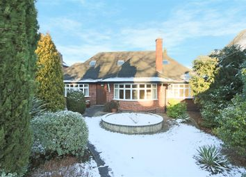 Thumbnail 4 bed detached bungalow to rent in Egerton Road, Woodthorpe, Nottingham