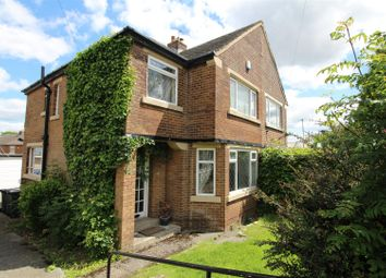 Thumbnail 3 bed semi-detached house for sale in Moorside Road, Bradford