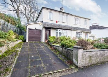 Thumbnail 3 bed semi-detached house for sale in Main Street, Thornliebank, Glasgow