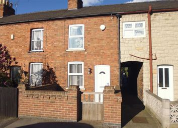 Thumbnail 2 bed terraced house for sale in London Road, New Balderton, Newark
