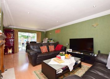 Thumbnail 4 bed detached house for sale in Corone Close, Folkestone, Kent