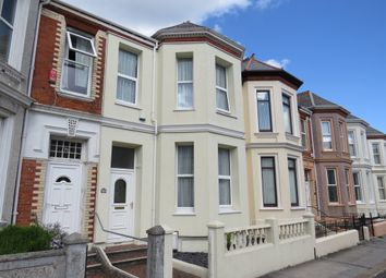 Thumbnail 3 bedroom terraced house for sale in Mount Gould Road, Plymouth