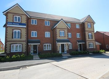 Thumbnail 2 bed flat for sale in Ramsons Crescent, Didcot