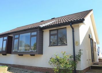 Thumbnail 1 bed semi-detached bungalow for sale in Ashley Road, Uffculme, Cullompton