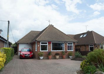 Thumbnail 3 bed detached bungalow for sale in Oldfield Road, Willingdon, Eastbourne