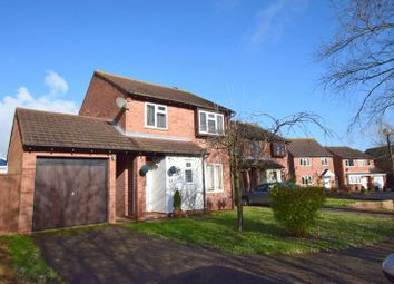 Thumbnail 3 bedroom detached house for sale in Shorham Rise, Two Mile Ash, Milton Keynes
