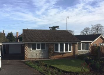 Thumbnail 2 bed bungalow for sale in 21 Hartlands Road, Eccleshall, Staffordshire