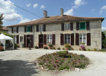 Thumbnail 6 bed property for sale in Chef Boutonne, Poitou-Charentes, France