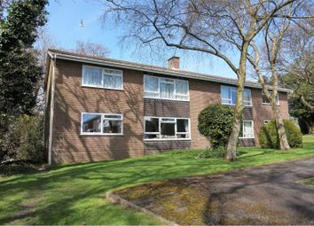 Thumbnail 2 bed flat for sale in Saulfland Drive, Christchurch, Highcliffe