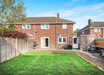 Thumbnail 3 bed semi-detached house for sale in Ferozeshah Road, Northfields, Devizes