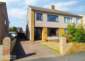 Thumbnail 3 bed semi-detached house for sale in Rockside Gardens, Frampton Cotterell, Bristol, Gloucestershire