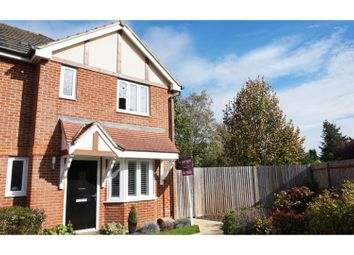 Thumbnail 3 bed semi-detached house for sale in Kerr Close, South Croydon