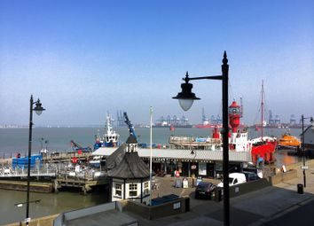 Thumbnail 1 bed flat for sale in The Quay, Harwich