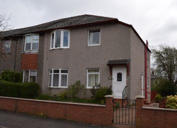Thumbnail 3 bedroom flat for sale in 16 Trinity Avenue, Cardonald
