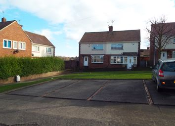 Thumbnail 2 bed semi-detached house to rent in Abercorn Road, Sunderland