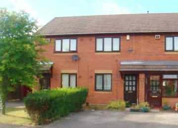 Thumbnail 2 bed terraced house to rent in Oakmeadow Close, Kitts Green, Birmingham