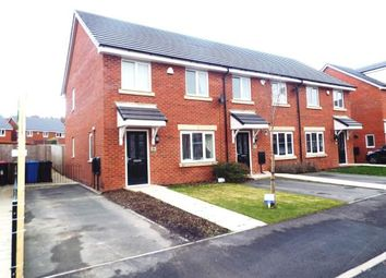 Thumbnail 3 bed end terrace house for sale in Cotton Fields, Worsley, Manchester, Greater Manchester